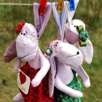 handmade sheep