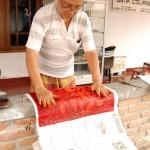 Jak suszyć batik