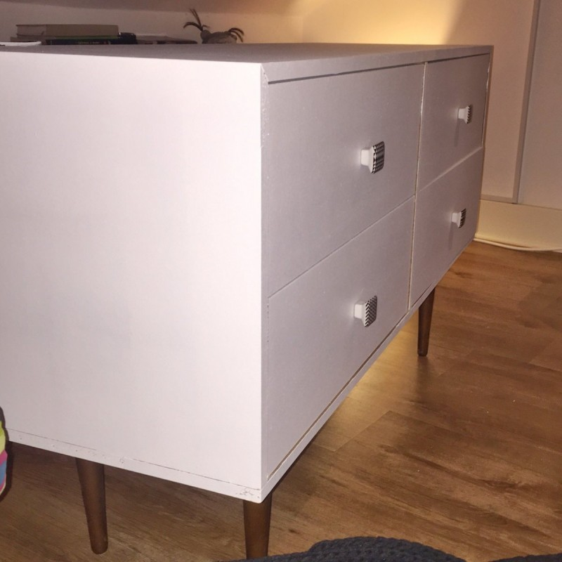 retro chest of drawers - Scandinavian style