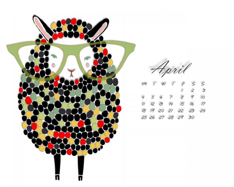 2016 Desktop Calendars